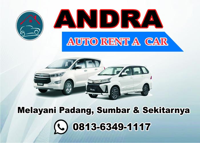 Iklan Rental Mobil Andra