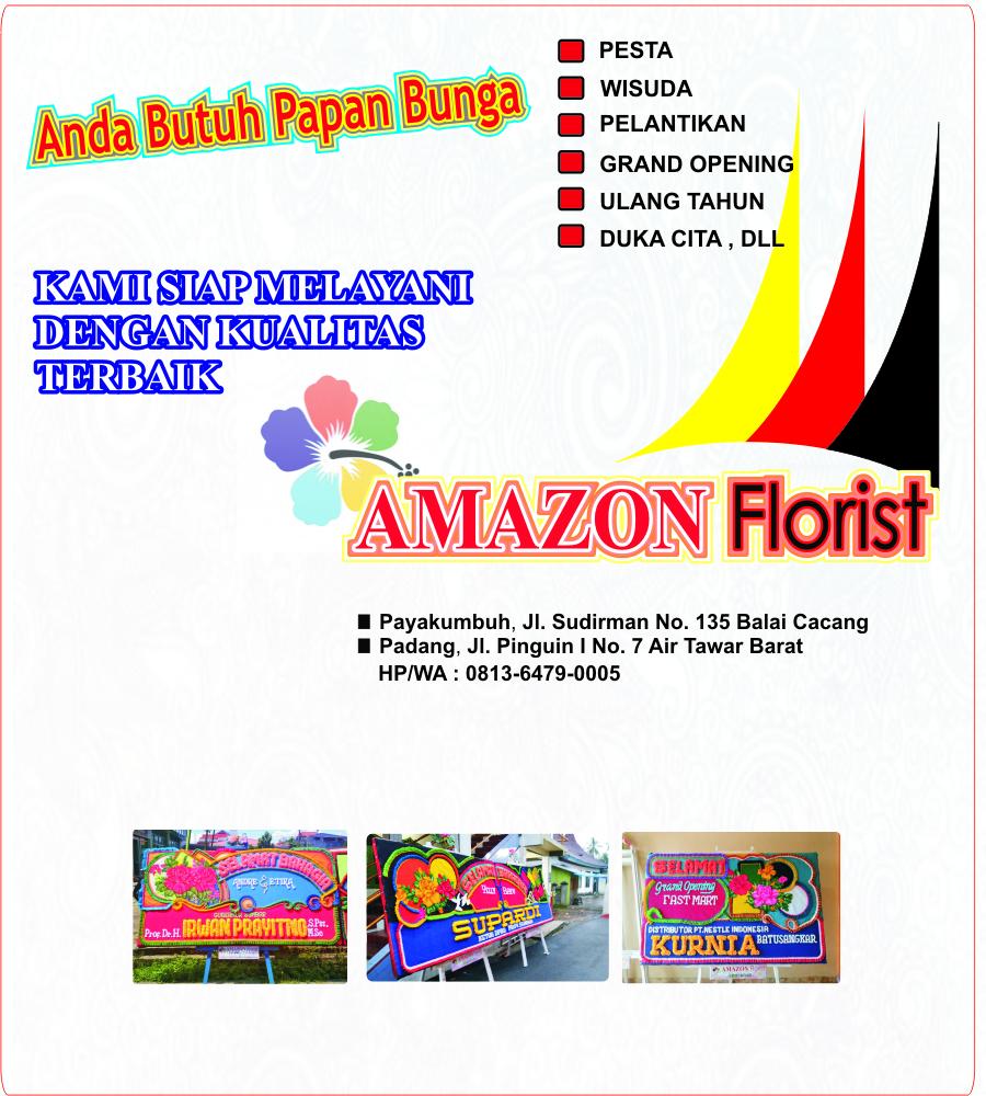 Iklan Amazon Florist