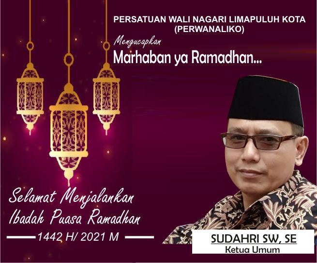 Iklan Ramadhan Ketua Perwanaliko