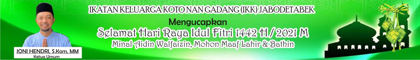 Iklan Lebaran Joni Hendri Ketua IKK Jabodetabek (biru)
