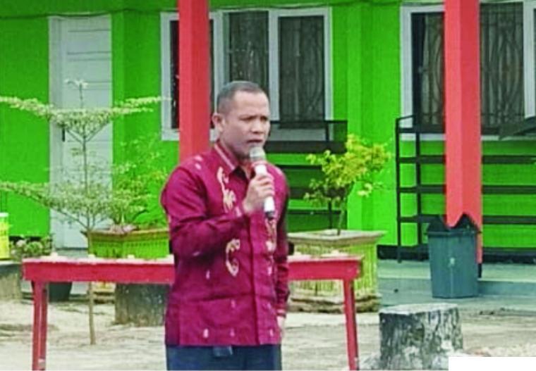Kepala Dinas Pendidikan Wilayah IV Sumbar (Payakumbuh, Limapuluh Kota, dan Tanah Datar), Asri Cun, M.Pd.