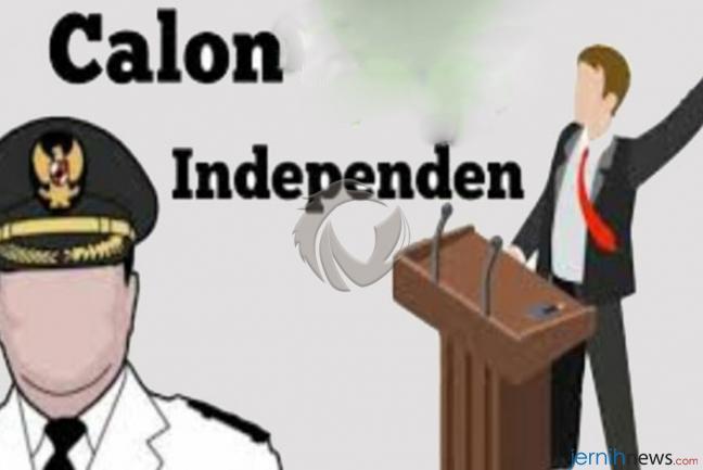 3 Calon Independen Daftar Pilwako Bukittinggi