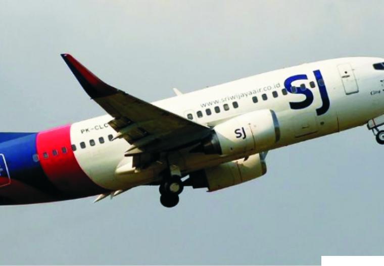 Pesawat Sriwijaya Air. NET