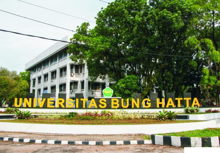 Kampus I Universitas Bunga Hatta (UBH) di Ulak Karang, Padang. Hari ini, Selasa (04/08/2020), Antoni, SE, ME, Ph.D dilantik sebagai WR II UBH.