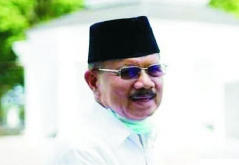 Bupati Padang Pariaman Ali Mukhni Positif Covid-19