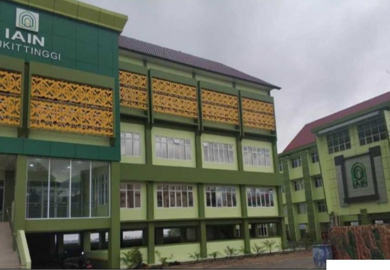 Kampus IAIN Bukittinggi. IST