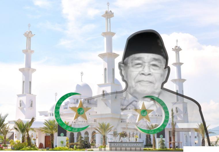 H. Arman St. Sidi Sulaiman yang meninggal Senin (06/09/2021) di usia usia 92 tahun pukul 06.10 WIB. Beliau adalah pendiri sekolah dan universitas Baiturrahmah, Rumah Sakit Siti Rahmah dan juga Masjid Baiturrahmah, Padang. NET/JNC
