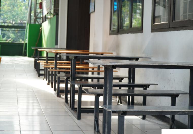 Selama PPKM Mikro (07-20 Juli 2021) tidak ada aktifitas perkuliahan tatap muka di kampus Institut Teknologi Padang (ITP). DOK.ITP