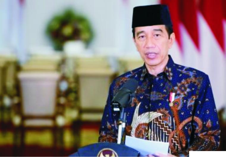 Presiden RI, Joko Widodo. NET