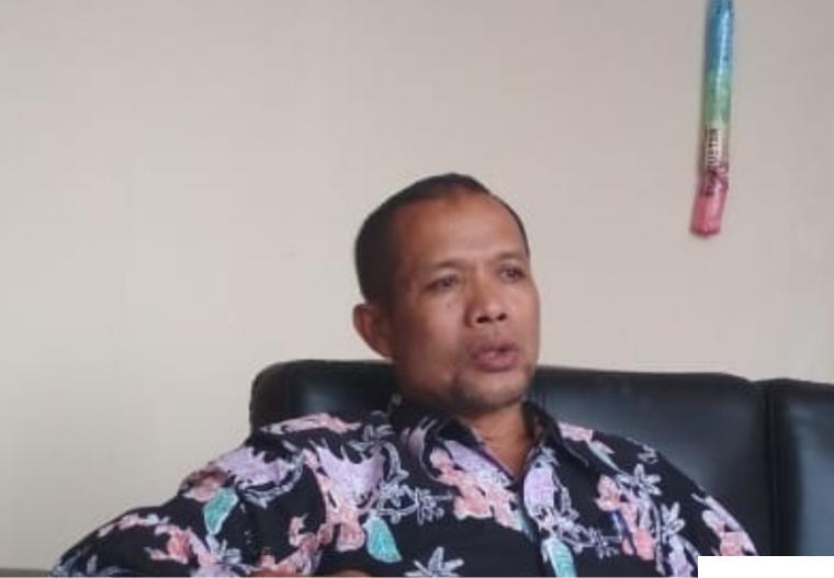 Kepala Cabang Dinas Pendidikan Wilayah IV Sumbar, Drs. Asricun, M.M.Pd. ERZ