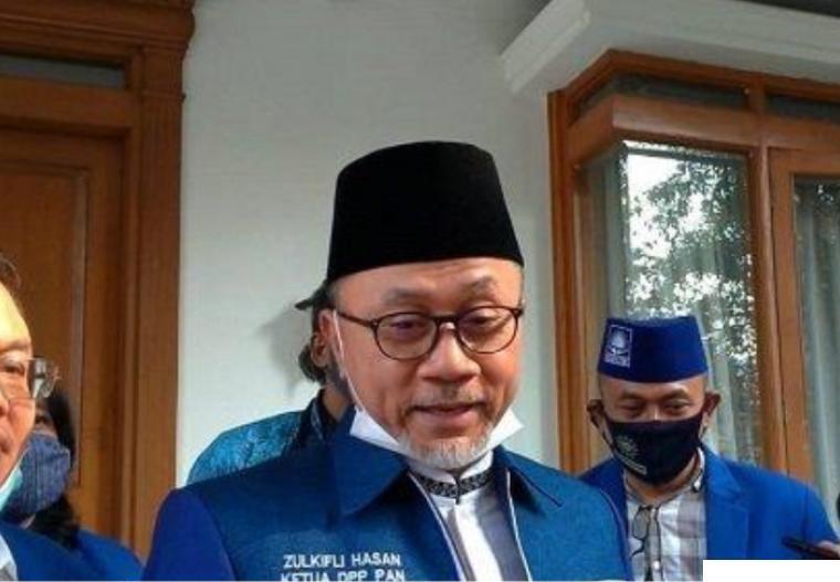 Ketua Umum PAN, Zulkifli Hasan. NET