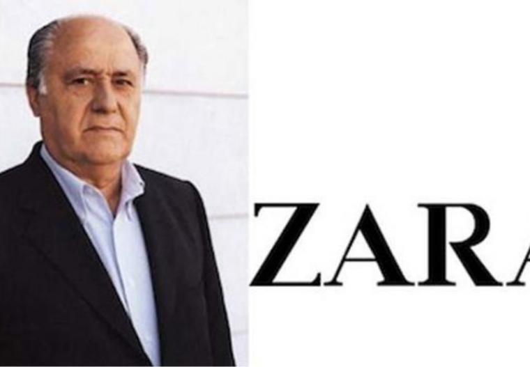 Mancio Ortega, pemilik merek dagang fashion ternema dunia ZARA. Dia memiliki 7.500 Toko ZARA di enam benua. Siapa sangka, dia berasal dari keluarga miskin, dan bahkan Mancio Ortega hanya sampai mengenyam pendidikan kelas III SD. NET