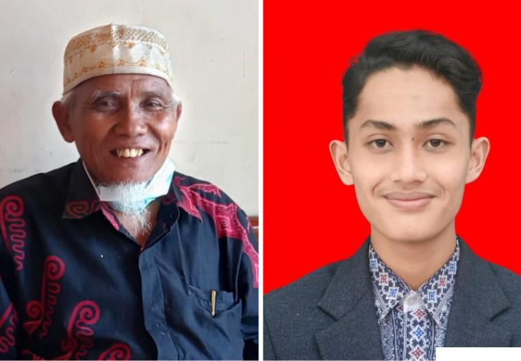 KH. Sudirman Syair dan Yayang Yosti Pratama. JNC