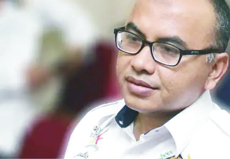 Mohammad Moralis, Pimpinan Umum Riau Mandiri dan Haluan Riau asal Batusangkar Sumatera Barat yang meninggal dunia di Pekanbaru, Ahad (25/10/2020). NET