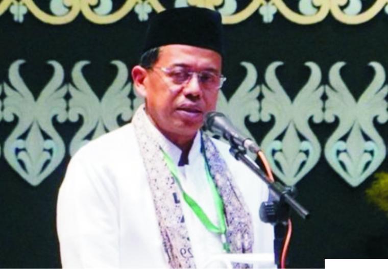 Prof. Ganefri, Ph.D, Ketua Yayasan Ma'arif Assa'adiyah.