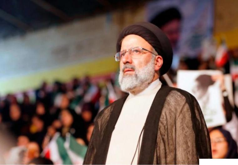 Presiden Iran terpilih, Ebrahim Raisi. NET