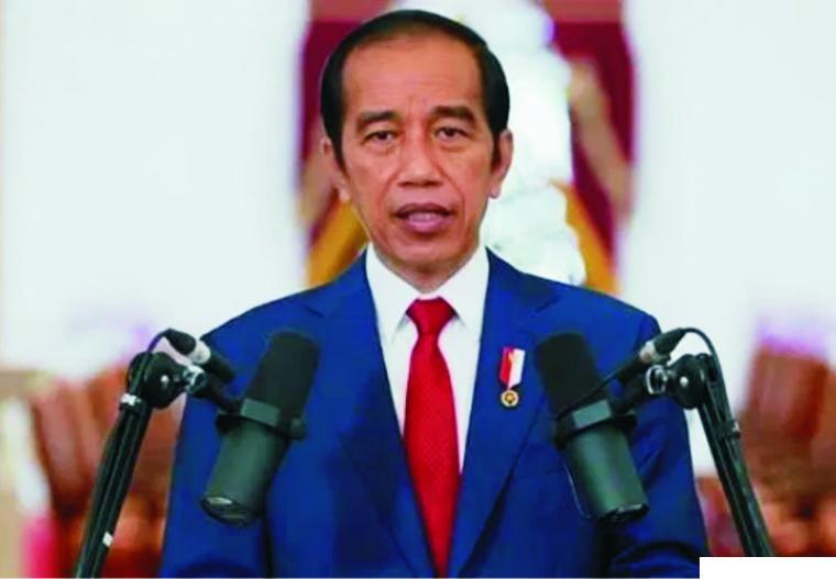 Presiden Joko Widodo (Jokowi) meminta masyarakat lebih aktif menyampaikan kritik terhadap kinerja pemerintah. NET