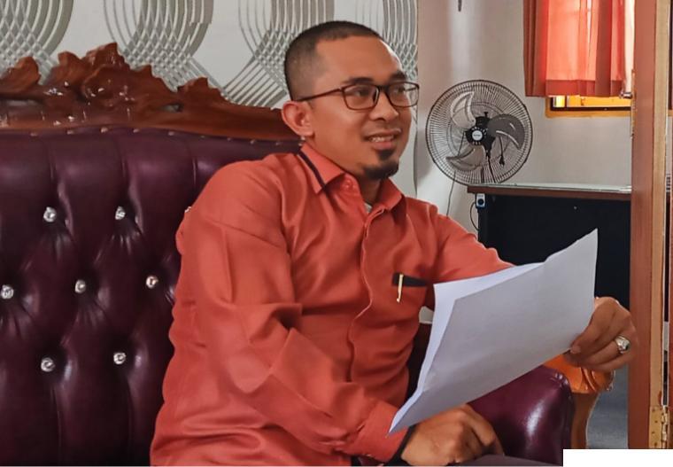 Wakil Ketua STAIDA Payakumbuh, Muhammad Rizqi, S.Th.I, MA. ERZ