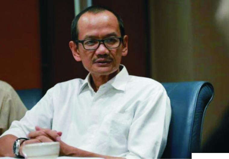 Prof. Ir. Nizam, MSc, PhD, Dirjen Dikti Kemendikbud RI. NET