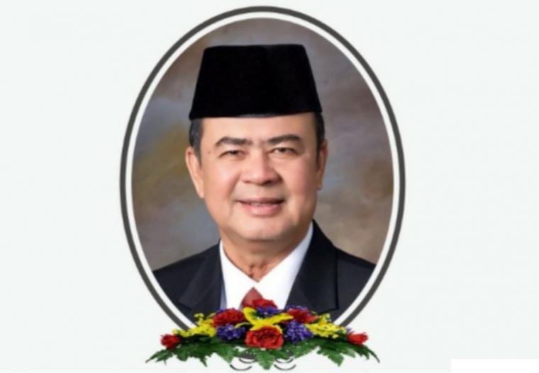 Mantan Wagub Sumbar, H. Nasrul Abit. IST