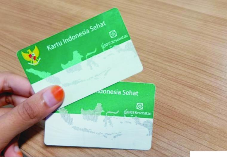 Kartu BPJS/Kartu Indonesia Sehat. NET