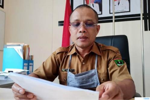 Drs. Asricun, M.M.Pd Kepala Cabang Dinas Pendidikan Wilayah IV Sumbar. NET