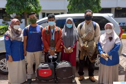 Ilustrasi mahasiswa ITP berangkat Magang Kampus Merdeka. IST