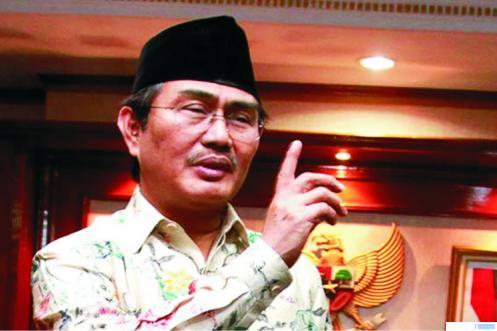 Mantan Ketua Mahkamah Konstitusi (MK) Jimly Asshiddiqie. NET