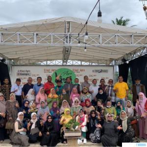 Alumni SMPN 1 Payakumbuh Angkatan 82 melaksanakan reuni pada akhir kemarin. Agendanya termasuk pemilihan dan pembentukan pengurus yang baru periode 2021-2024. NITA
