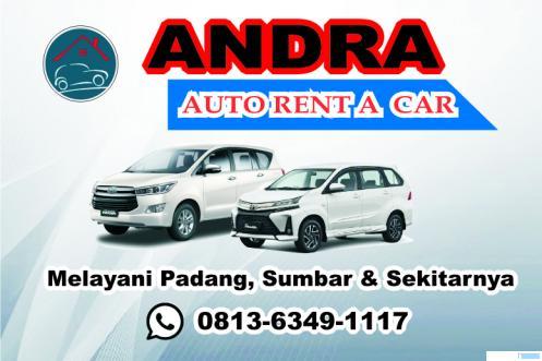 Tipe mobil rental Andra Auto A Car.