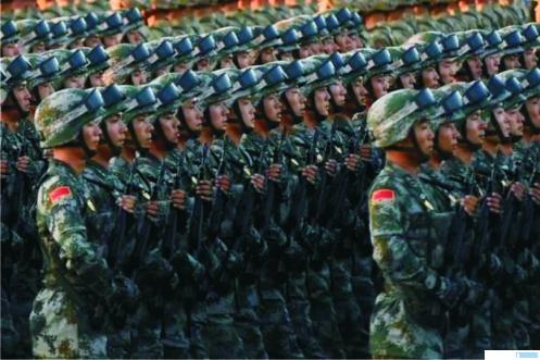 Tentara China. NET