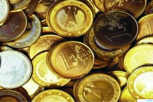 Ilustrasi mata uang Euro yang secara  bertahap akan diambil perannya oleh Euro Digital. NET