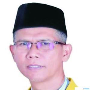 Anggota DPRD Dharmasraya dari Fraksi Golkar, Purwanto, S.Ag.