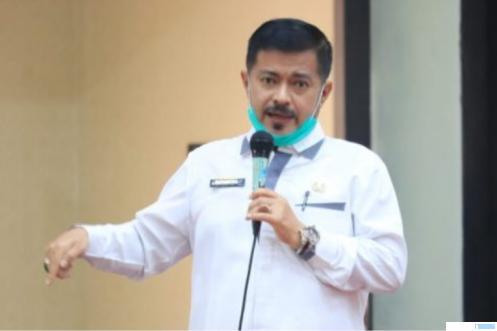 Kepala Dinas Kesehatan Kota Payakumbuh dr. Bakhrizal. DOK. KOMINFO PYK