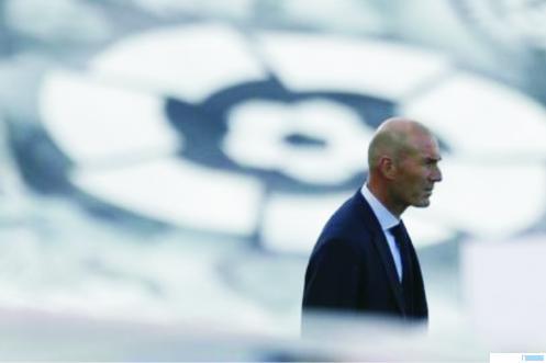 Zinedine Zidane. NET
