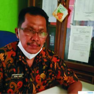 Jhoni Amir, S.Sos, Kepala BPBD Kabupaten Limapuluh Kota. NITA