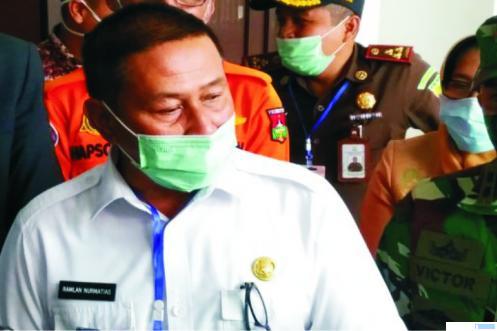 Walikota Bukittinggi, Ramlan Nurmatias.