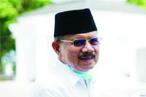 Bupati Padang Pariaman, Ali Mukhni yang juga Cawagub Sumbar. Ali Mukhni dinyatakan positif terinfeksi virus corona, Minggu (23/08/2020). NET