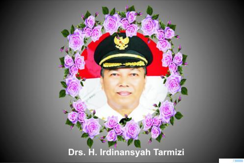 Bupati Tanah Datar Drs. H. Irdinansyah Tarmizi. JNC
