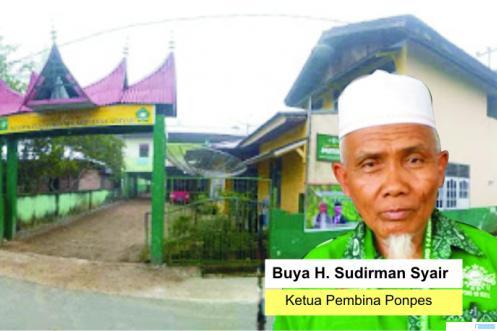 Buya H. Sudirman Syair. ERZ