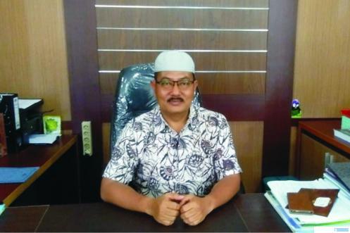 Kepala BPKAD Kabupaten Pasbar, Teguh Suprianto