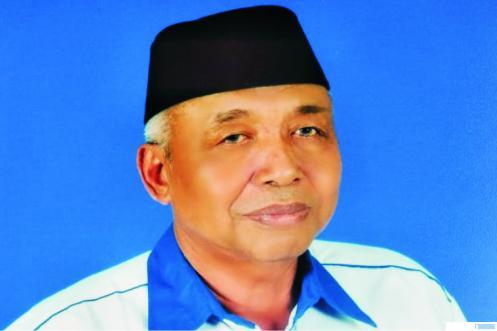 Ketua DPC Partai Demokrat Dharmasraya H Gusrial, B.Sc. IST