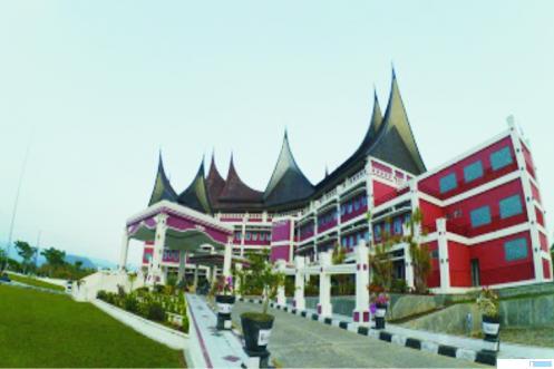 DPMN Limapuluh Kota Siapkan Lomba Nagari 2021