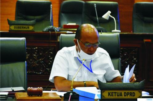 DPRD Sumbar Siap Anggarkan Kelanjutan Pembangunan Monas PDRI