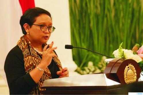 Menteri Luar Negeri RI Retno Marsudi. NET