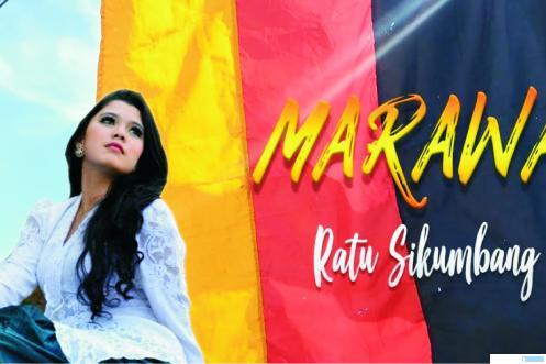 Ratu Sikumbang akan melangsungkan pernikahan dan pesta, Jumat (02-04-2021) dengan Rahmat Hidayat di Padang. Pelantun lagu Marawa itu juga ulang tahun besok. NET