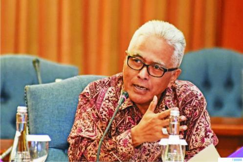 Anggota DPR RI dari Dapil Sumbar II, H. Guspardi Gaus. NET