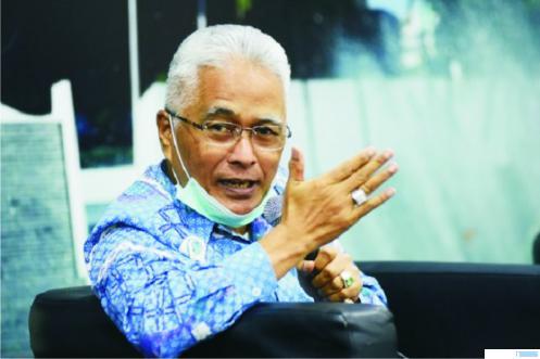 Politisi PAN Guspardi Gaus, yang juga anggota DPR RI dari Dapil Sumbar 2.
