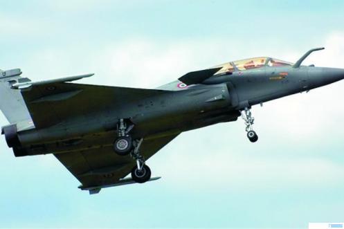 India menambah lima jet tempur Rafale buatan Prancis. (Foto: Dmitry A. Mottl via WIkimedia Commons)