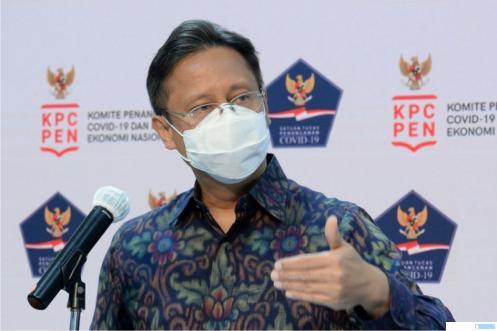 Menteri Kesehatan RI, Budi Gunadi Sadikin. NET